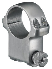 Ruger Scope Ring 6K Extra High Stainless Steel