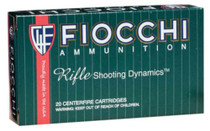 Fiocchi Shooting Dynamics .308 Winchester 180gr, Pointed Soft Point 20rd Box