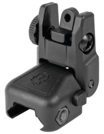 Ruger Rapid Deploy Folding Rear Sight Polymer