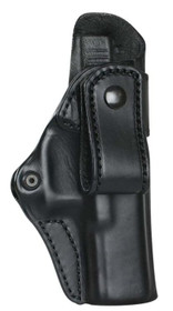 Blackhawk! In the Pants Holster SIG 228/229/225, Black Leather, Right Hand