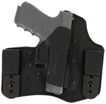 Desantis Intruder RH Ruger LCP 380 Leather, Black