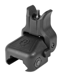 Ruger Rapid Deploy Front Sight AR-15 Black