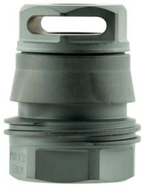 Sig Muzzle Brake Assembly .338 Taper-Lok M18x1.5 FOR Srd338-Qd Silencers