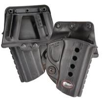 Fobus Evolution 2 Series Belt Holster For Ruger Mark Ii And Mark Iii Black Right Hand