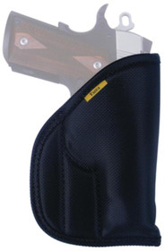 Tagua Gunleather Remora Pocket Holster Fits All 1911 Frames Up To 4 1/4 Inch Barrel Ambidextrous Black