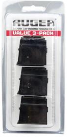 Ruger 10/22 Magazine BX-1 3-Pack 22LR, 10rd x 3 Mag Package