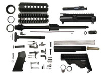 "DPMS Oracle Complete Rifle Kit Less Lower Unassembled 5.56x45mm, 16"", Lite Contour Barrel"