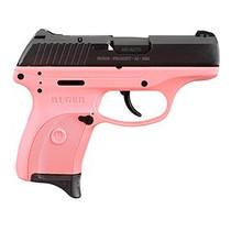 Ruger LC380 Pink Sub Compact 380 ACP, 7rd