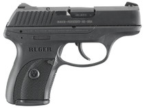 "Ruger LC380 CA Approved, .380 ACP, 3"" Barrel, Blued Finish 7rd Mag"