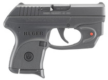 "Ruger LCP 380acp 2.75"" Barrel Viridian Red Laser 6rd Mag"