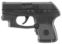 Ruger LCP-CT, 380 ACP, Crimson Trace Laser
