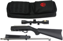 Ruger 10/22 Xtreme Take Down Package, W/Scope & Mags, Boresighted#2