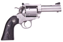 "Ruger Super Blackhawk, Bisley, 44 Mag, 3.75"" Barrel, Matte SS Finish, 6 Shot"
