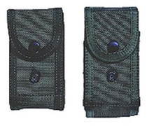 "Bianchi Military MAG Pouch M1025 Fits 2.25"" Belts Black Accumold Trilamin, Fits Astra, Berretta, H&K, Para-Ord, Ruger P90/91"