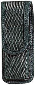 "Bianchi Single Mag Pouch 7303 Up to 2.25"" Belt Black Accumold Trilaminate, Fits Berretta 8045, Glock 20/21, H&K USP 40/45, Para-Ord P12/P13"