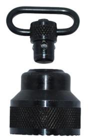 Grovtec Push Button Mag Cap Set, Remington 870 Express