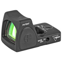 Trijicon, RMR, Reflex Sight Type 1, 3.25 MOA Dot, Adjustable LED, Matte Finish