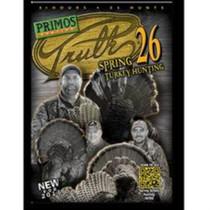 Primos Hunting Truth 26 Spring Turkey 3 Hour DVD