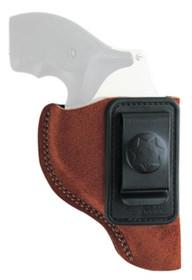 Bianchi 6 Waistband Sz11 Iwb Glock 19 & Similar Rust Suede