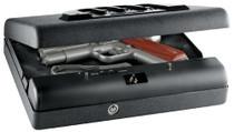 Gunvault Gun Safe Microvault XL, Black