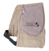 Caldwell Past Magnum Recoil Shield Ambidextrous Tan Leather/Cloth