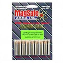 Magsafe 357 Remington Magnum Pre-Fragmented Bullet 70 gr, 10rd/Box