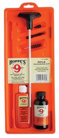 Hoppes Pistol Cleaning Kit .38/357/9mm Caliber, Plastic Box