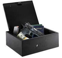 Gunvault Gun Safe Black, Drawervault Bio