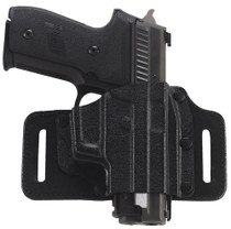 "Galco Tac Slide 1911 3-5"", Black, RH"