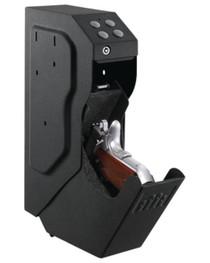 Gunvault SpeedVault Gun Safe Electronic Keypad, 18 Ga Steel, Black