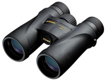 Nikon Monarch 5 10x 42mm 288 ft @ 1000 yds FOV 18.4mm Eye Relief Black