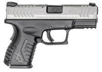 "Springfield XDM Compact .40 S&W, 3.8"", 11rd, Black"