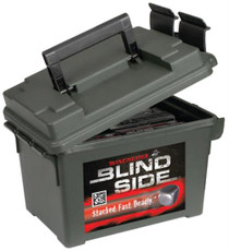 "Winchester Blind Side Waterfowl 12 ga, 3"", 1400 FPS, 1.3oz, 2 Shot, 100rd/Ammo Can"