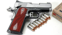 "Kimber Ultra CDP II, 45 ACP, 3"", 7rd, CA Approved, NS"