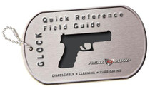 Real Avid/Revo Glock Field Guide Booklet