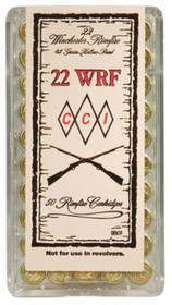 CCI 22 Winchester Rimfire Low Noise JHP 45gr 50rd Box (Not 22LR)