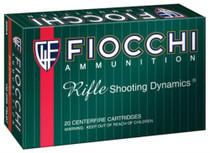 Fiocchi .30-06, 150 Gr, FMJ, 20rd Box