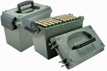 MTM Shotshell Dry Box 12 Ga 100rd Green Poly