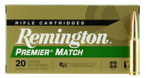 Remington Premier 6.5 Creedmoor 140gr, Barnes Open Tip Match Boat Tail 20 Bx