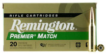 Remington Premier 260 Remington 140gr, Barens Open Tip Match Boat Tail 20rd/Box