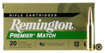 Remington Premier 260 Remington 140gr, Barens Open Tip Match Boat Tail 20rd Box