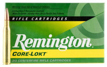 Remington Core-Lokt 6.5 Creedmoor 140gr, Pointed Soft Point 20rd Box