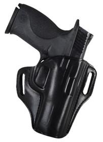 Bianchi 57 Remedy S&W M&P 9/40/45, Leather, Black