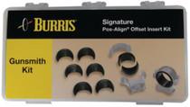 Burris Optics Signature Pos-Align Offset Insert Kit - Gunsmith Kit
