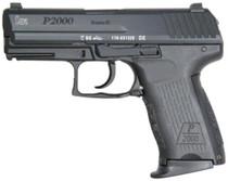 "HK P2000 V2 LEM, 9mm, 3.6"", (3) 10rd Mags"