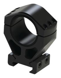 """Burris Optics XTR Signature Rings Height 1.25"""" Tube Diameter 1"""" Matte Black"""