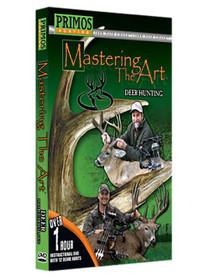 Primos Mastering the Art Deer DVD 1+ Hours 12 Demo Hunts