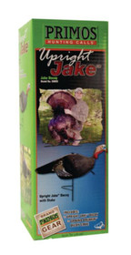 Primos Hunting Calls Upright Jake Turkey Decoy With Stake