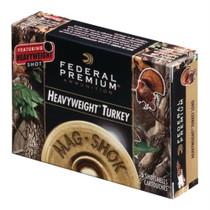 "Federal Mag-Shok Heavyweight Turkey Load 20 Ga, 3"", 1100 FPS, 1.5oz, 7 Shot 5 Per Box"