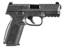 "FN 509 NMS 9mm, 4"" Barrel, No-Manual Safety, Black,10rd"